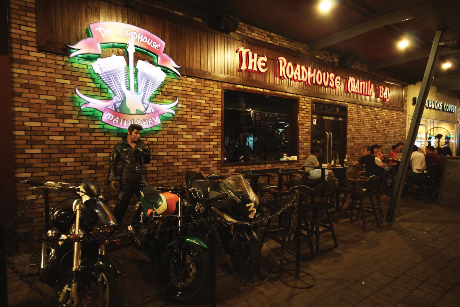 The Roadhouse Manila Bay and 70's Bistro
