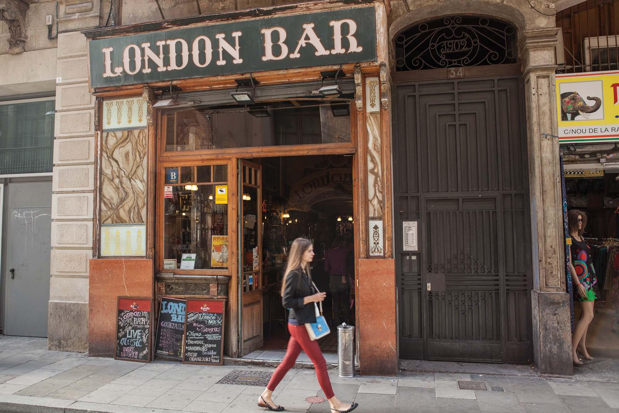 London Bar-6786