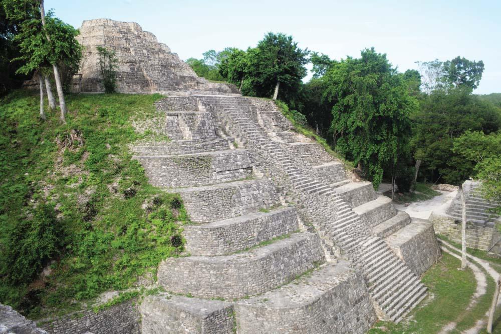 Pyramid, colombia