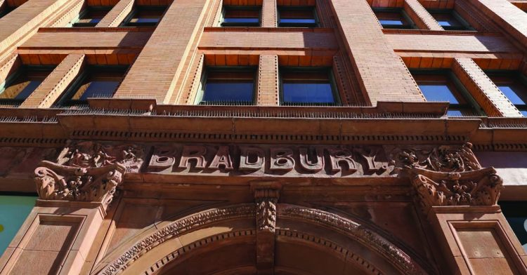 The Bradbury LA