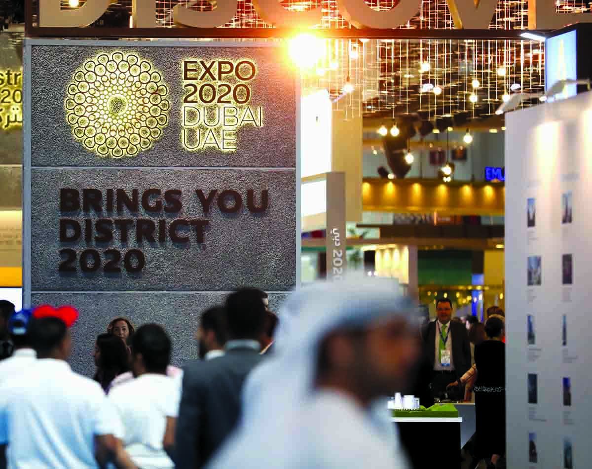 Why Expo 2020 Dubai Will Change The World