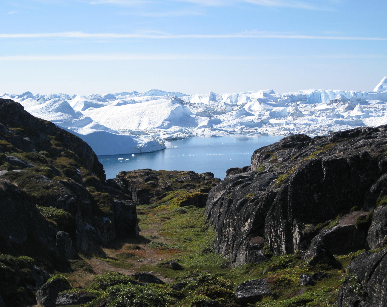 jakobshavn, Greenland