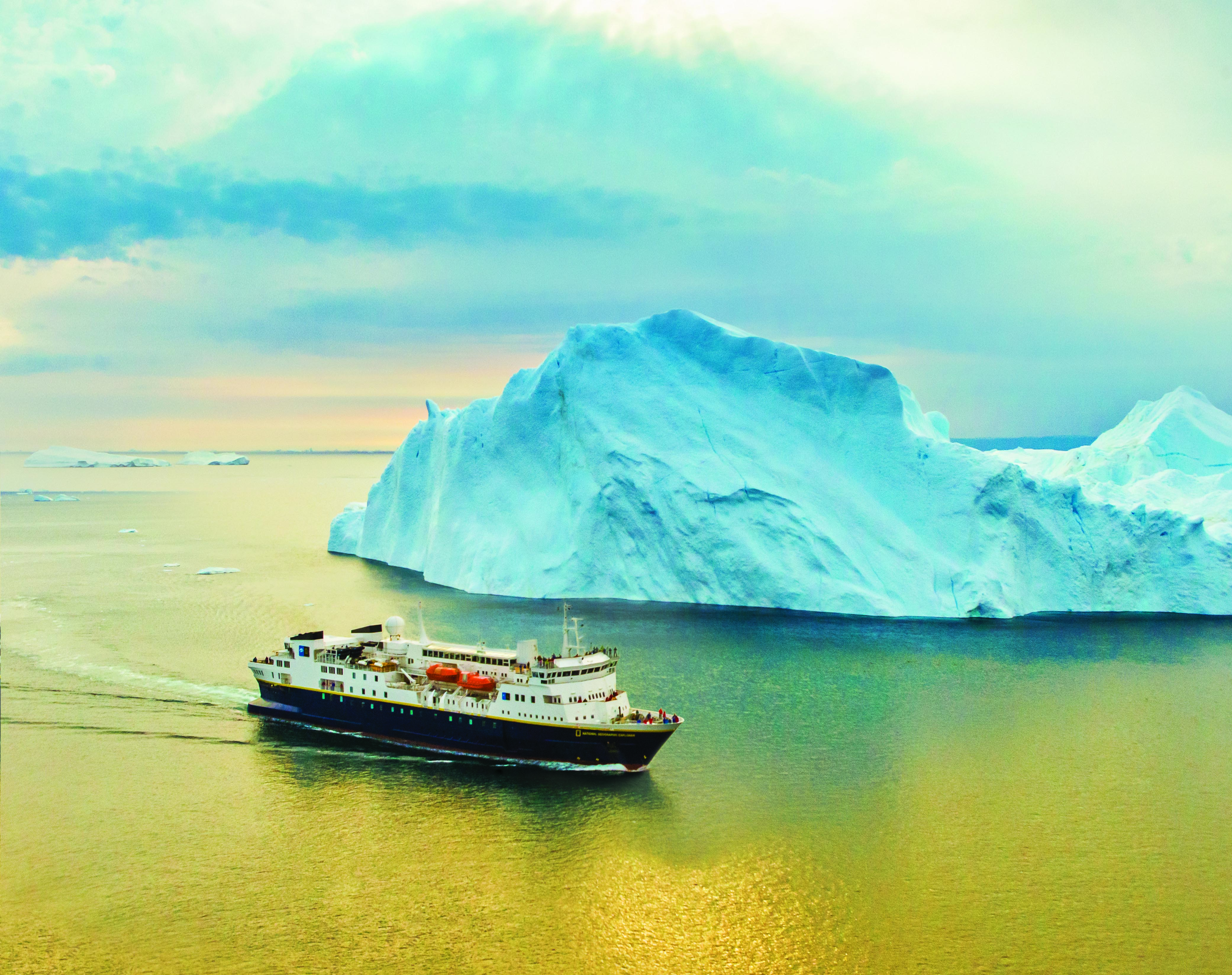 National Geographic Explorer, Illulissat, Greenland