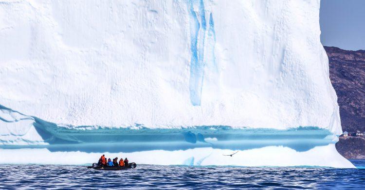 Ilulissat, western Greenland, Michael S Nolan