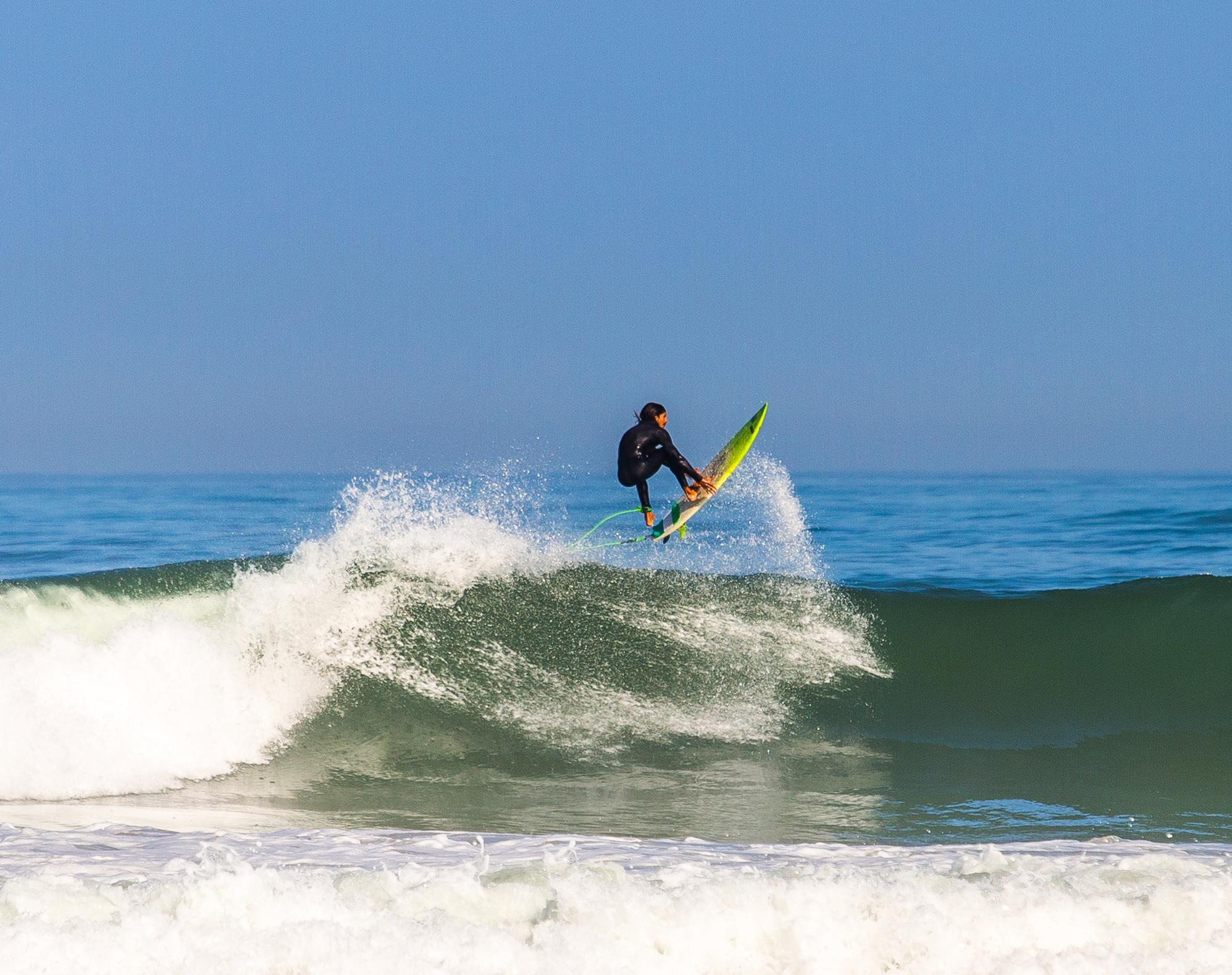 Surf, casablanca