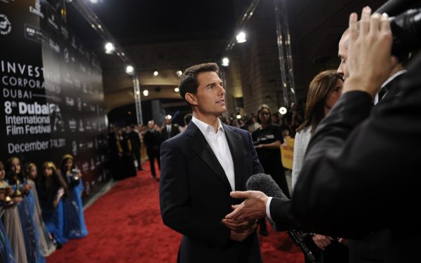 Tom Cruise, Dubai International Film Festival