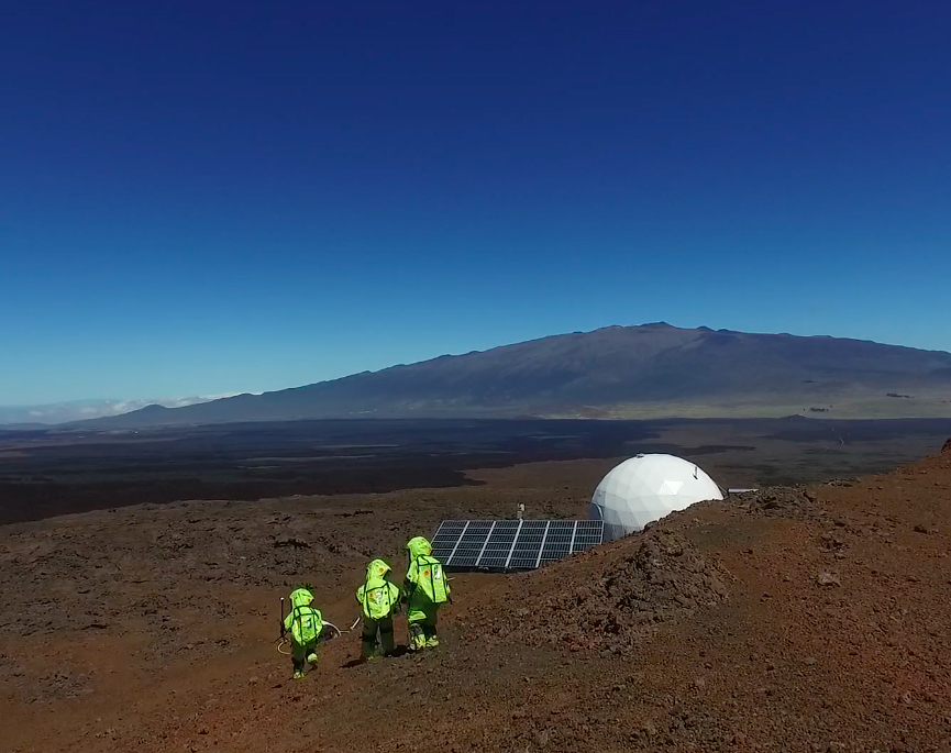 Hawaii hi-seas mars project