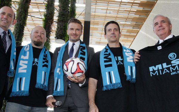 David Beckham - MLS