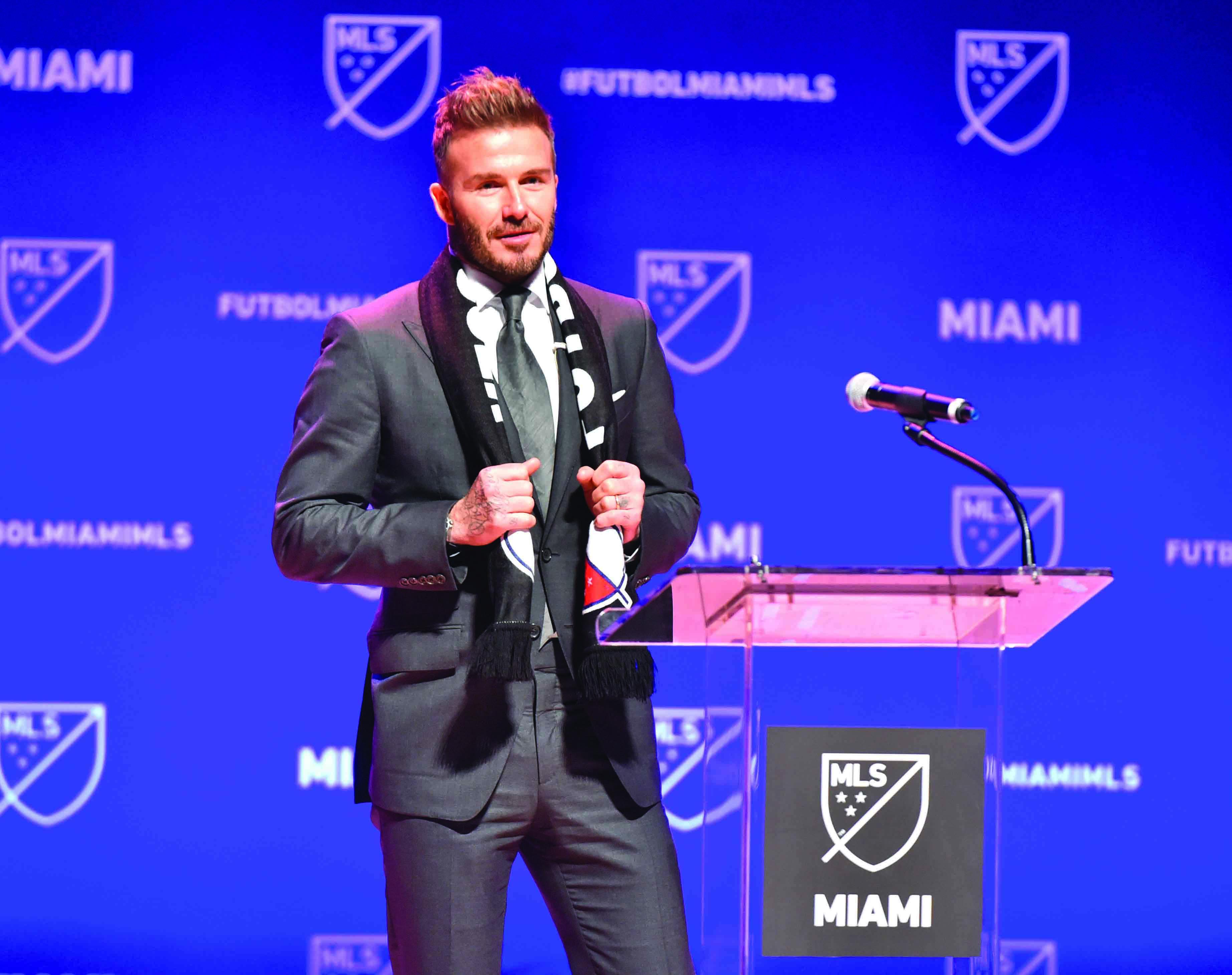 David Beckham - Miami