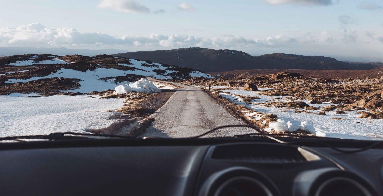 Highland road trip, Scotland