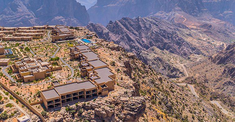 Hajar mountain stay