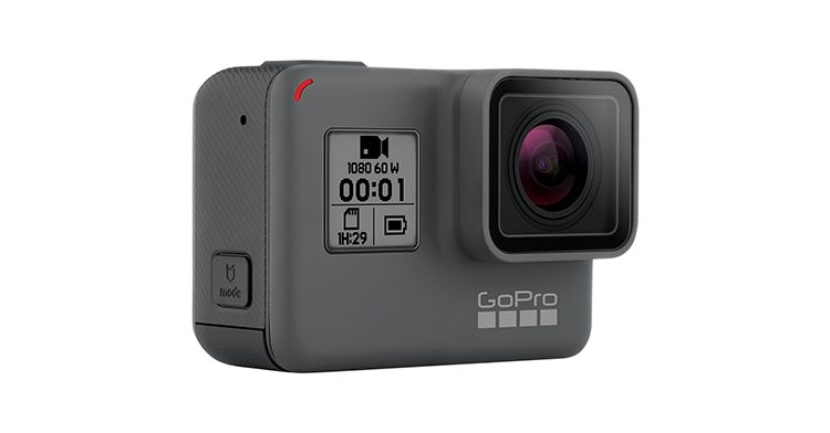 Travel essential gopro