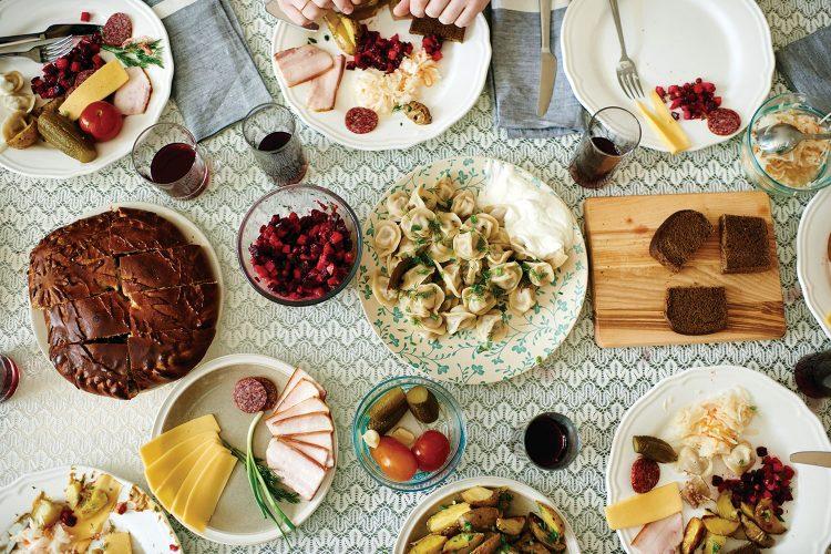 russia fine dining
