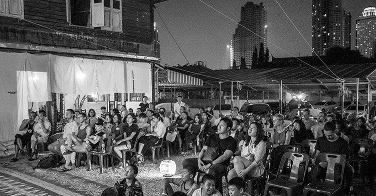 bangkok underground film festival
