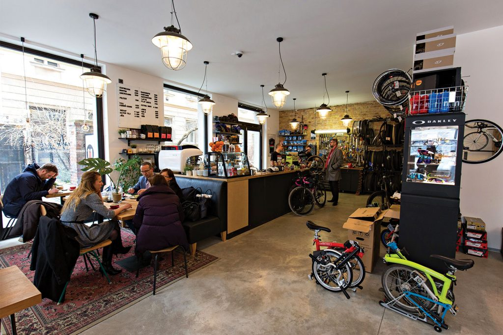 mesterbike and coffee project