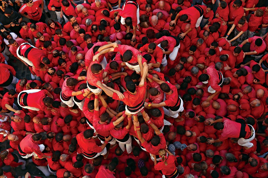 catalonia-human-towers