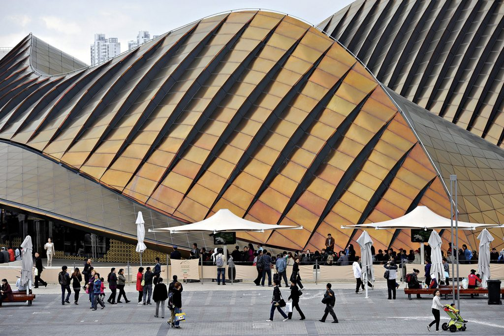UAE pavilion Shanghai Expo 2010
