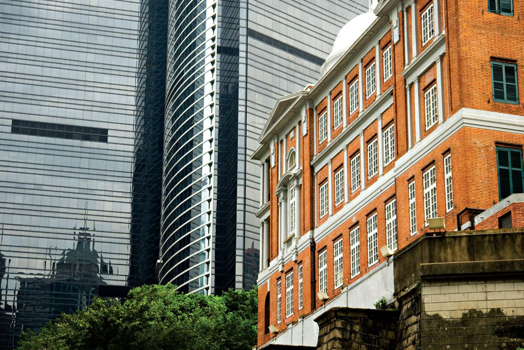 Hong Kong colonial architecture