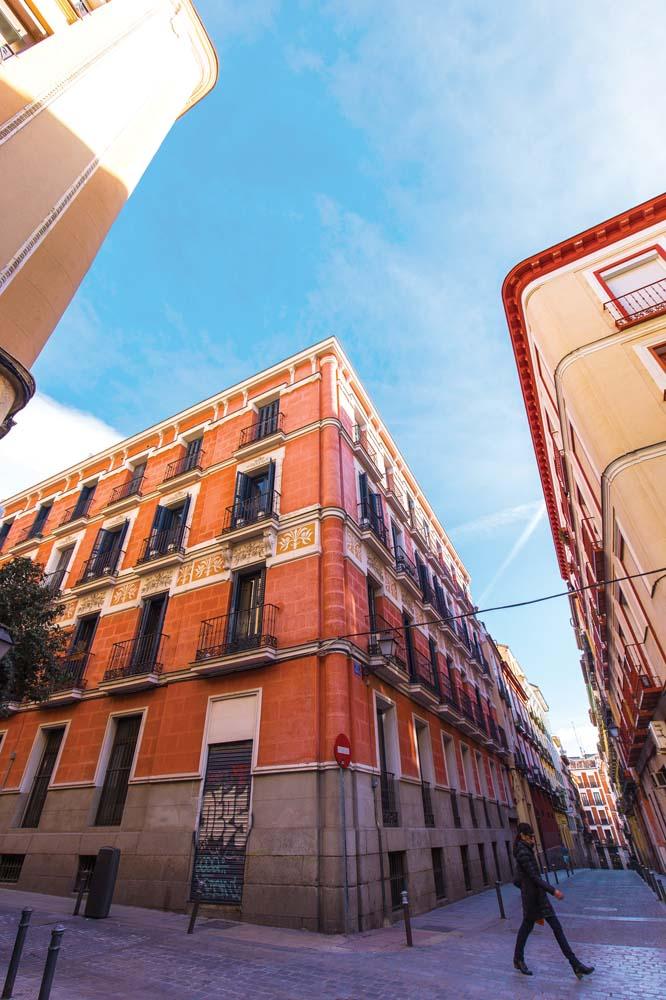 Lavapiés Madrid